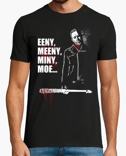 T-shirt eeny, meeny ...