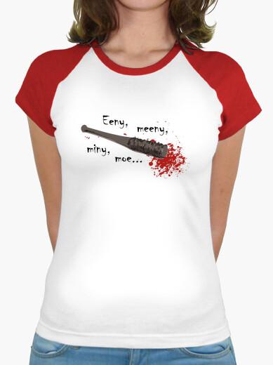 Tee-shirt Eeny, Meeny - Lucille 02... | TWD