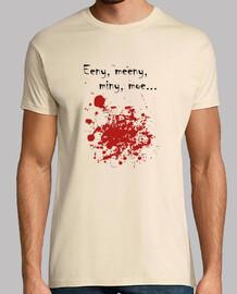 Eeny meeny - tâches de sang
