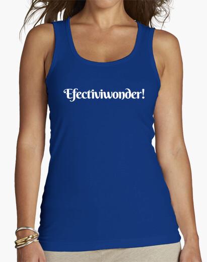 Camiseta Efectiviwonder