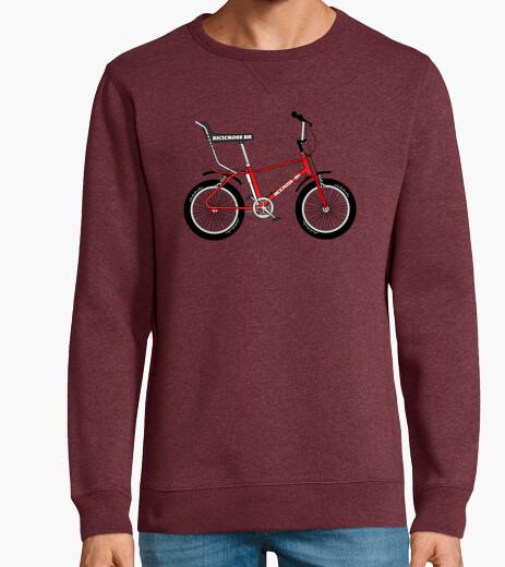 Camiseta efedefunko © Bicicross BH 1978 Red Hombre, estilo
