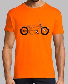 efedefunko © Orange Chopper - Hombre, manga corta, naranja, calidad extra