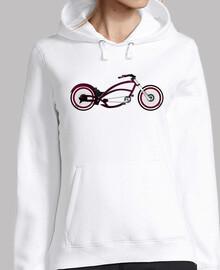 efedefunko © Purple Queen Chopper Bike