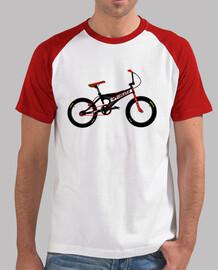 efedefunko © Specialized Hemi Custom - Hombre, estilo béisbol, blanca y roja