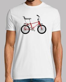 efedefunko bh 1978 © réseau bicicross - homme, manches courtes, blanc, qualité extra