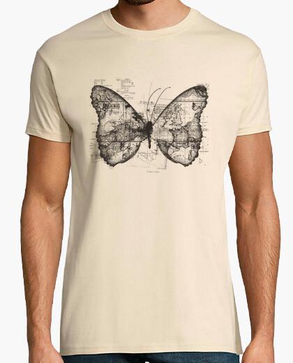 Tee-shirt effet papillon