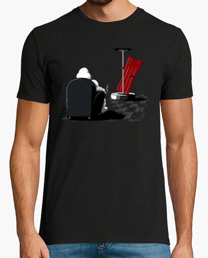 Tee-shirt effeuilleuses