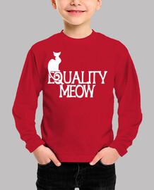 égalité miaou