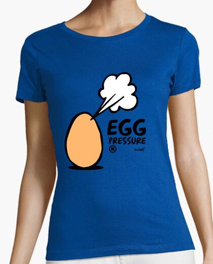 Camiseta EGG PRESSURE