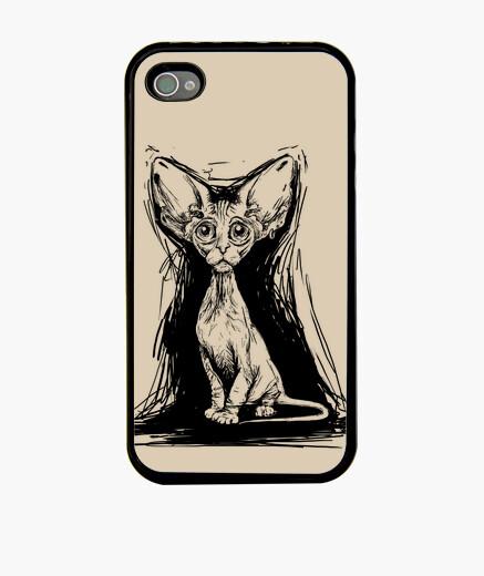 Coque iPhone egyptian cat