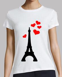 eiffel cuori torre di parigi