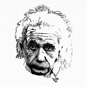Camisetas Einstein