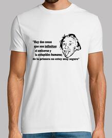 Einstein, el universo y la estupidez humana