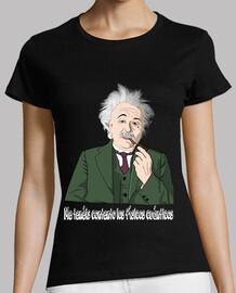 Einstein harto de la cuántica