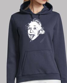 Einstein langue tirée