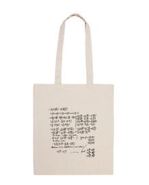 Einstein theory bag