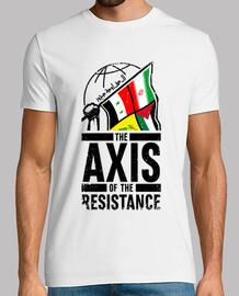Eje de la Resistencia, Axis of Resistance