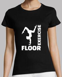 ejercicio de piso