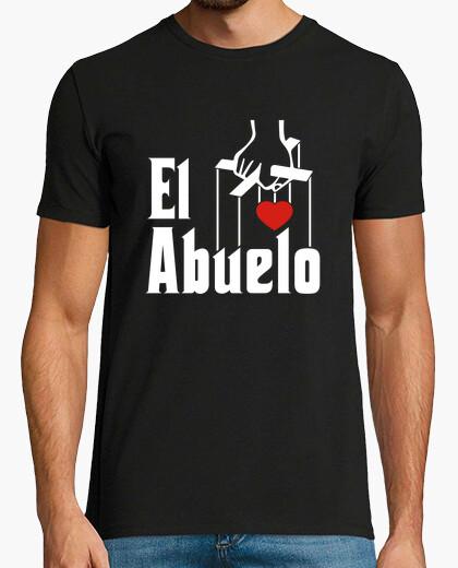 Camiseta El Abuelo (El Padrino) FONDO OSCURO