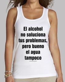 El alcohol no soluciona