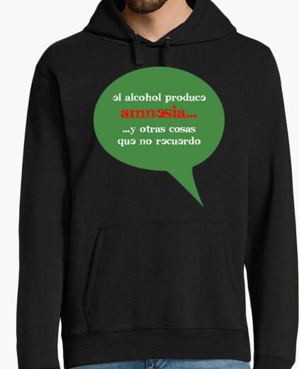 Jersey El alcohol produce amnesia