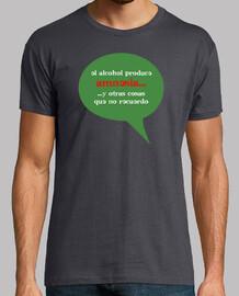 El alcohol produce amnesia