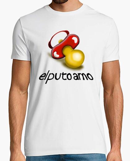 Camiseta el amo