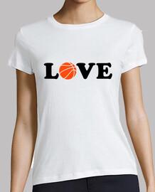 el amor de baloncesto