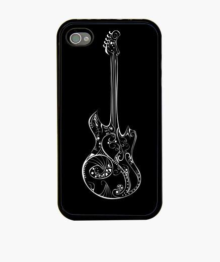 el amor de la música de la guitarra