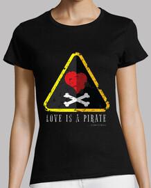 el amor es un pirata (a veces) huesos c
