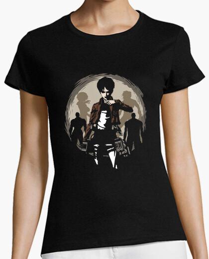 Camiseta el asesino de titán