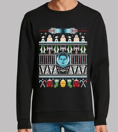 el auge del suéter feo de navidad