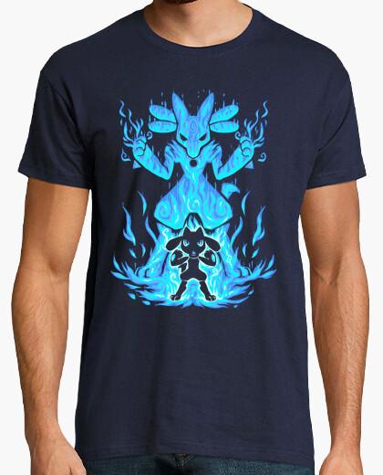 Camiseta el aura dentro - camisa para hombre
