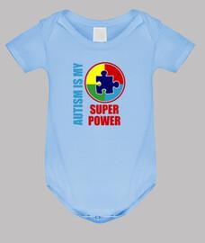 el autismo es mi superpoder