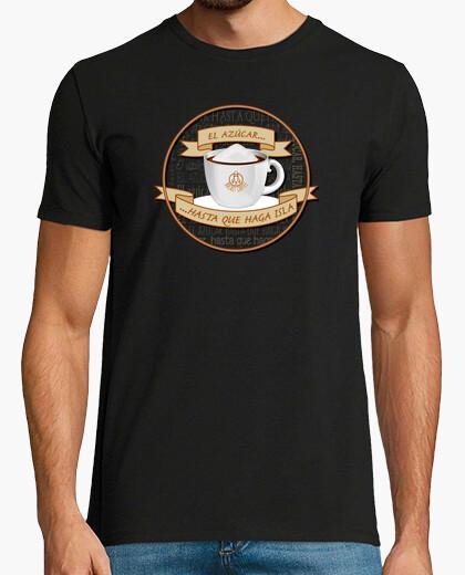 Camiseta El azúcar hasta que haga isla