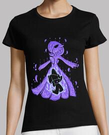 el bailarín psíquico interior - camisa de mujer.