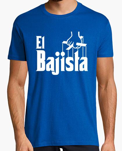 Camiseta El Bajista