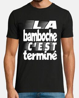 el bamboche esta terminado