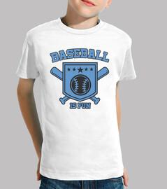 el beisbol es divertido