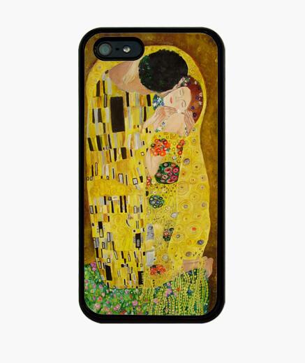 Funda iPhone El beso de Klimt