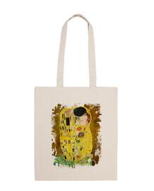 El beso de Klimt - bandolera