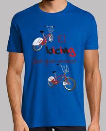El bicing ¡Qué gran invento! (Chico Amarillo)