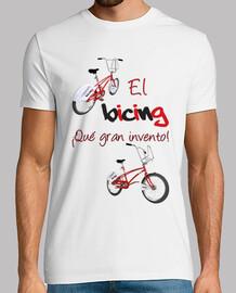 El bicing ¡Qué gran invento! (Chico Blanco)