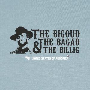 el bigoud el bagad y el billig T-shirts