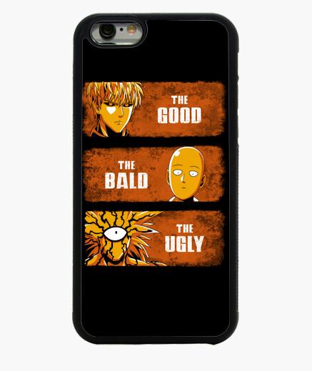 Funda iPhone 6 / 6S el bueno el calvo y el feo