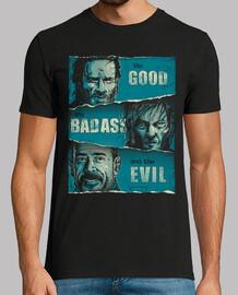 el bueno, el tipo duro y el mal