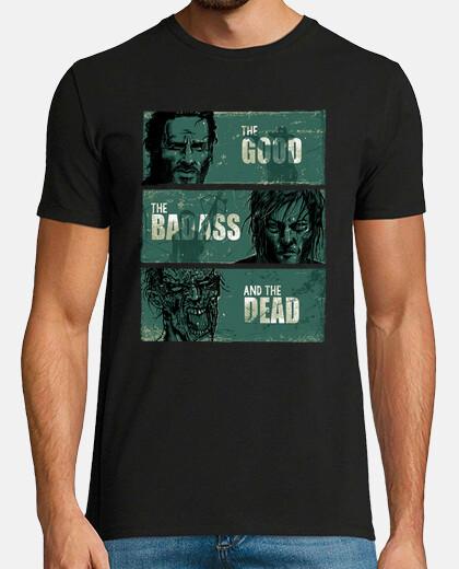 el bueno, el tipo duro, y los muertos