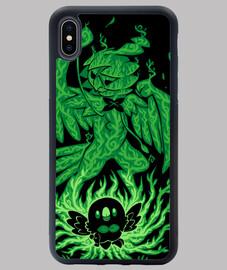 el búho de la hierba dentro - iphone xs max