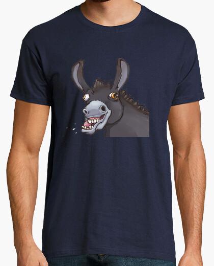 Camiseta El burro by SkarDuty