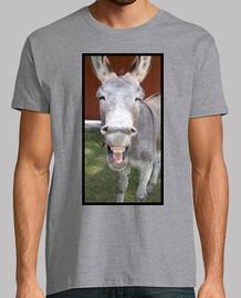 El burro que ríe